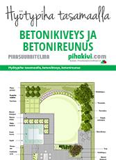 Hyotypiha_tasamaalla_betonikiveys