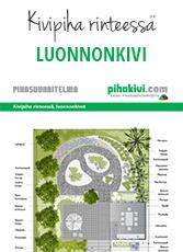 Kivipiha_rinteessa_luonnonkivi