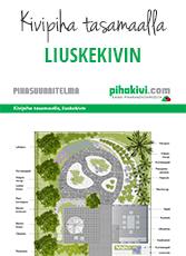 Kivipiha_tasamaalla_liuskekivin