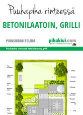 Puuhapiha_rinteessa_betonilaatoin_grilli