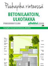 Puuhapiha_rinteessa_betonilaatoin_ulkotakka