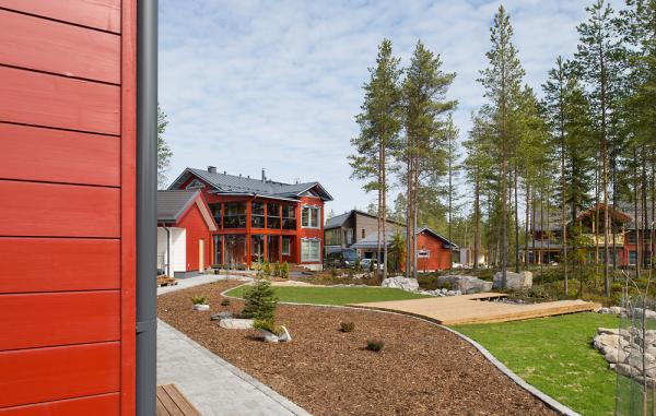 Kuva: Antero Tenhunen, Asuntomessut 2016, Seinäjoki