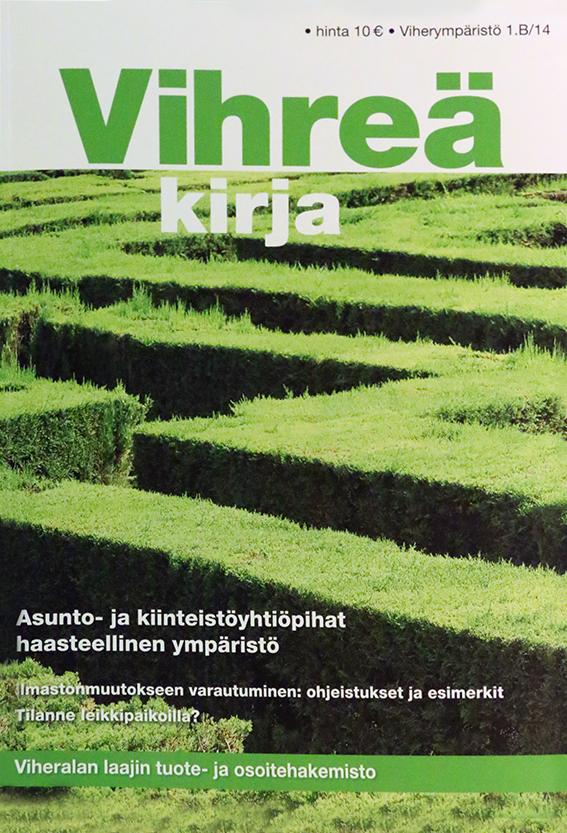 Vihreä kirja 2014