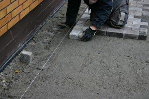 kivien asentaminen SA